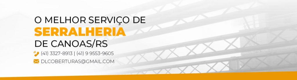 Serviço de Serralheria em Canoas/RS