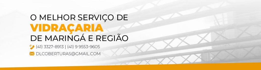 Serviço de Vidraçaria em Maringá Paraná